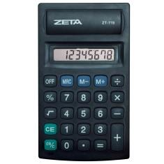 Calculadora De Bolso Zeta ZT-715