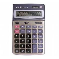 Calculadora De Mesa Cis C 208
