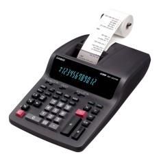 Calculadora De Mesa com Bobina Casio DR-120TM