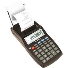 Calculadora De Mesa com Bobina Elgin MA 5111