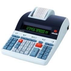 Calculadora De Mesa com Bobina Olivetti Logos 804B
