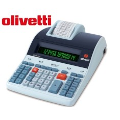 Calculadora De Mesa com Bobina Olivetti Logos 804T