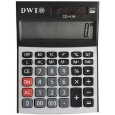 Calculadora De Mesa DWT CD-416 DWT