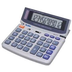 Foto Calculadora De Mesa Elgin MV-4121