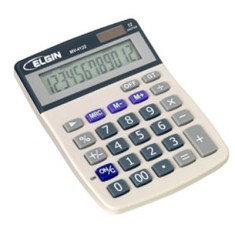 Foto Calculadora De Mesa Elgin MV-4122