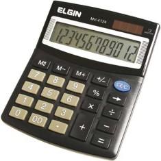 Calculadora De Mesa Elgin MV-4124