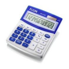 Foto Calculadora De Mesa Elgin MV-4125