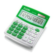Foto Calculadora De Mesa Elgin MV-4126