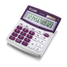 Foto Calculadora De Mesa Elgin MV-4127