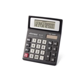 Calculadora De Mesa Maxprint MX-C120