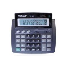 Calculadora De Mesa Procalc PC123