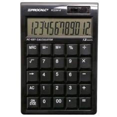 Calculadora De Mesa Procalc PC234K