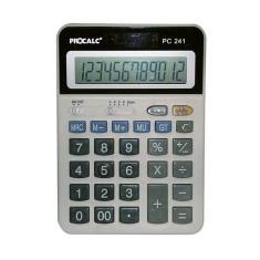 Calculadora De Mesa Procalc PC241