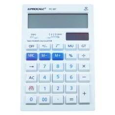 Calculadora De Mesa Procalc PC267