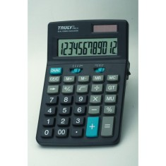 Calculadora De Mesa Truly 812B12