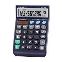 Calculadora De Mesa Truly 866-12