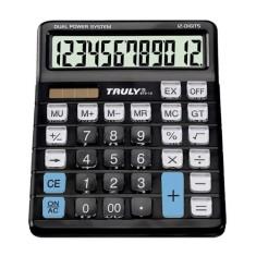 Calculadora De Mesa Truly 873