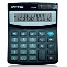 Calculadora De Mesa Zeta ZT-733