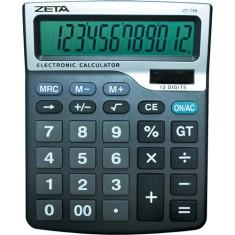 Calculadora De Mesa Zeta ZT-745