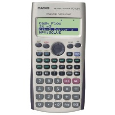 Foto Calculadora Financeira Casio FC-100V