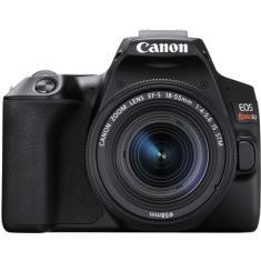Câmera Digital DSLR(Profissional) Canon 24,1 MP 4K Rebel SL3
