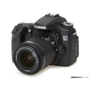 Câmera Digital Canon EOS 70D DSLR(Profissional) Full HD