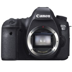 Câmera Digital Canon EOS 6D DSLR(Profissional) Full HD