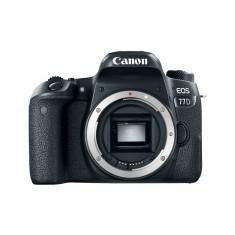 Câmera Digital DSLR(Profissional) Canon EOS 24,2 MP Full HD 77D