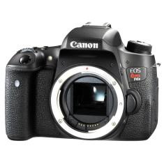 Câmera Digital Canon EOS Rebel T6s DSLR(Profissional) Full HD