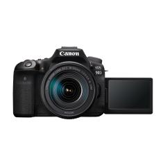 Câmera Digital DSLR(Profissional) Canon EOS 32,5 MP 4K 90D