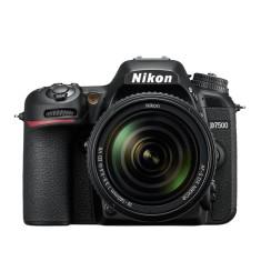 Câmera Digital DSLR(Profissional) Nikon 20,9 MP 4K D7500