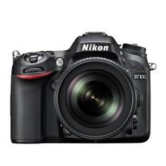 Câmera Digital Nikon D7100 DSLR(Profissional) Full HD 24,1 MP
