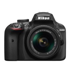 Câmera Digital Nikon D3400 DSLR(Profissional) Full HD 24,2 MP