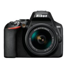 Câmera Digital DSLR(Profissional) Nikon 24,2 MP Full HD D3500