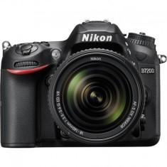 Câmera Digital Nikon D7200 DSLR(Profissional) Full HD 24,2 MP