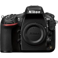 Câmera Digital Nikon D810 DSLR(Profissional) Full HD 36,3 MP