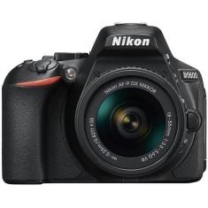 Câmera Digital DSLR(Profissional) Nikon SLR 24,2 MP Full HD D5600