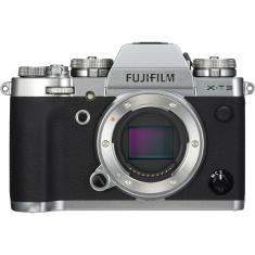 Câmera Digital Mirrorless FujiFilm 26,1 MP 4K X-T3