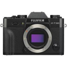 Câmera Digital Mirrorless FujiFilm Série X 16,6 MP 4K X-T30