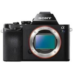 Câmera Digital Sony Alpha A7S Mirrorless 4K