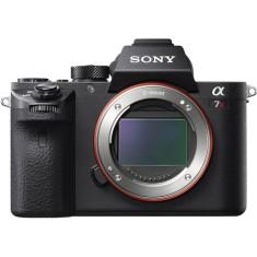 Câmera Digital Sony Alpha a7R II Mirrorless 4K