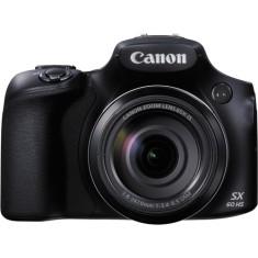 Câmera Digital Canon PowerShot SX60 HS Semiprofissional Full HD