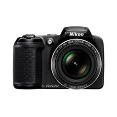 Câmera Digital Nikon Coolpix L340 Semiprofissional Full HD