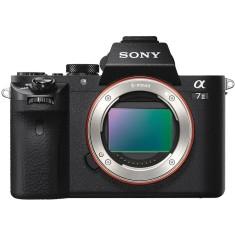 Câmera Digital Sony Alpha A7 II Semiprofissional Full HD