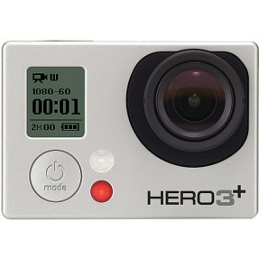 Foto Câmera GoPro Hero 3+ Silver Edition Full HD