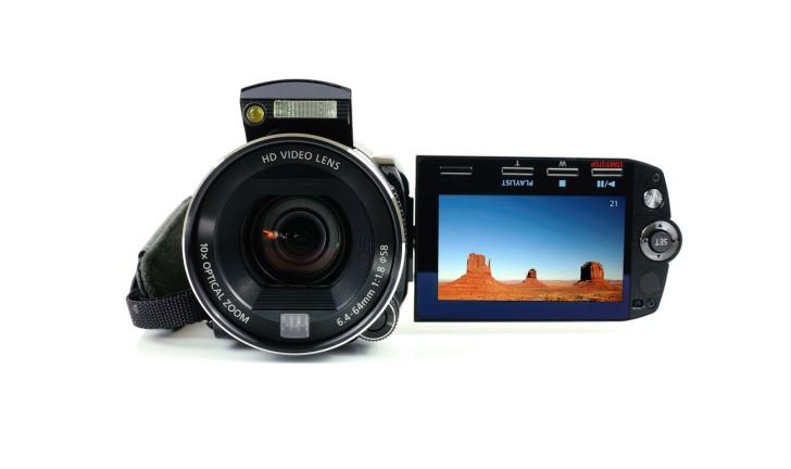 Câmera que filma ou filmadora digital?