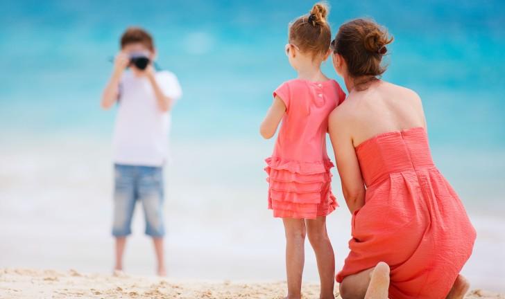 Câmeras para crianças e adolescentes