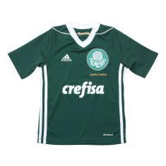 Camisa Edição Especial Infantil Obsessão Palmeiras 2017 Adidas 0ca75af31ad15