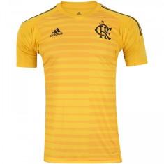 Camisa Goleiro Flamengo 2018 19 Adidas 57042eafbd3e5