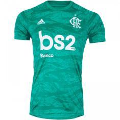Camisa Goleiro Flamengo 2019/20 Adidas